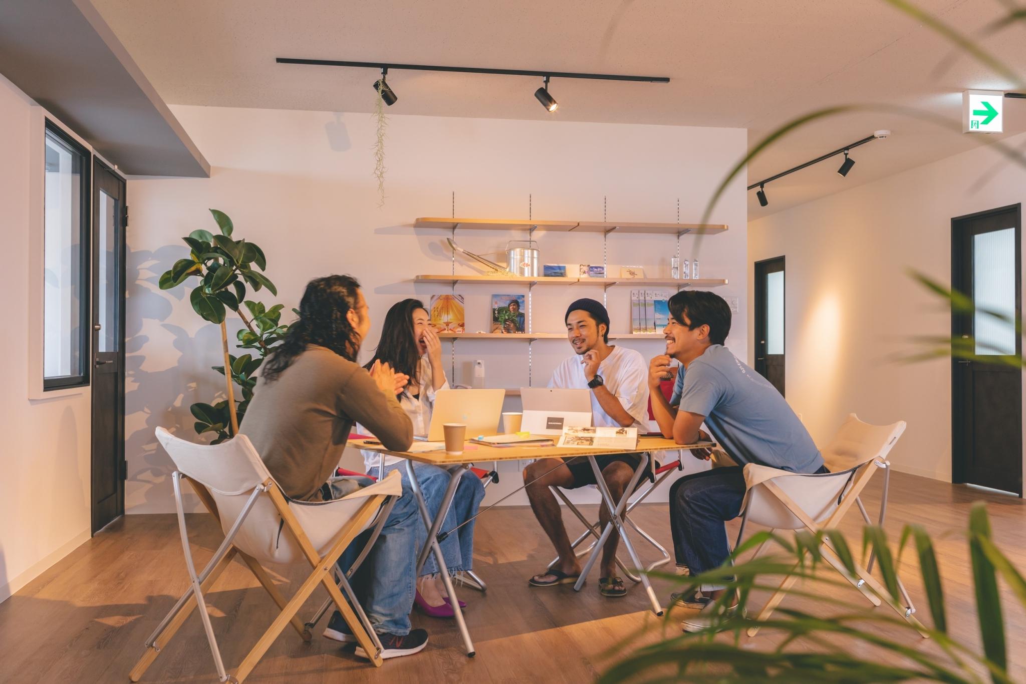 宮古島で起業、事務所・オフィス設立、移転ならシェアオフィスhowlive宮古島がおススメ。